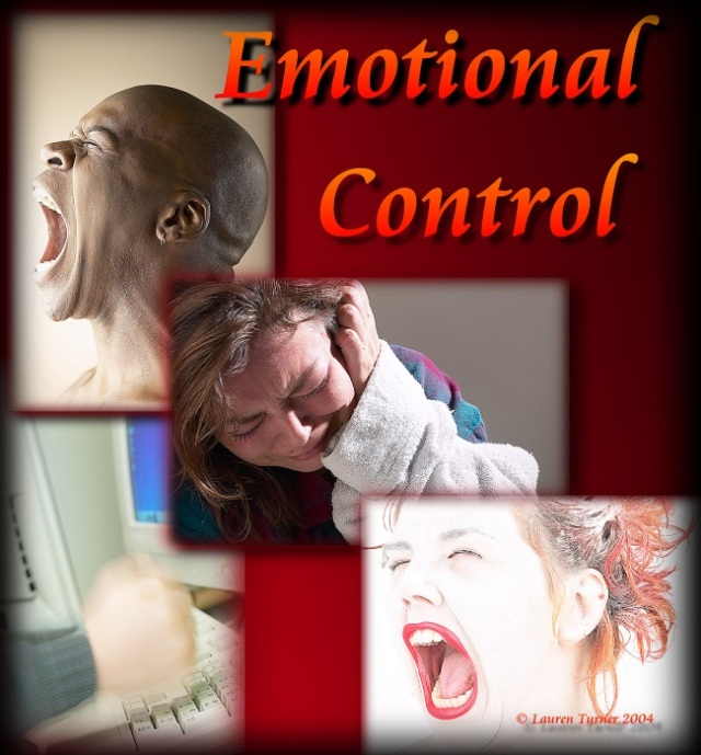 Emotional Control Big
